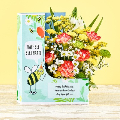 Hap-Bee-Birthday!