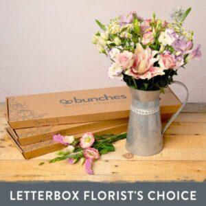 Florist's Choice Letterbox